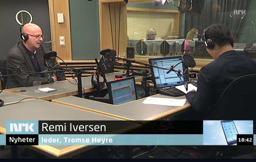 Dagsnytt atten - TV Dagsnytt atten 26.01.2015