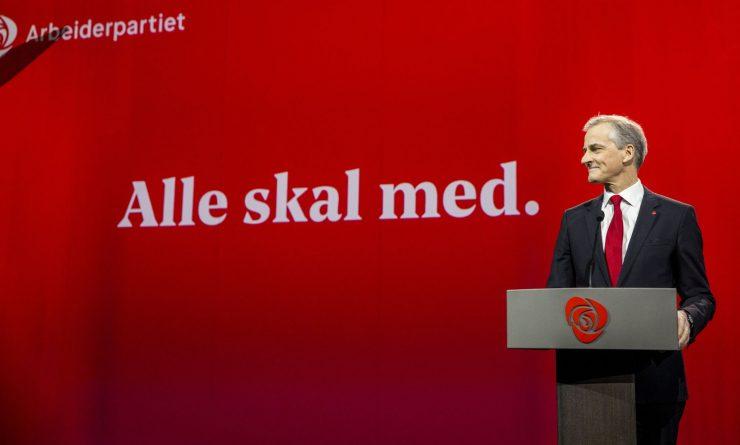 Foto: Arbeiderpartiet